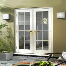 Brighter Future With Folding And French Doors